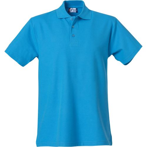 Polo Basic - Turquoise