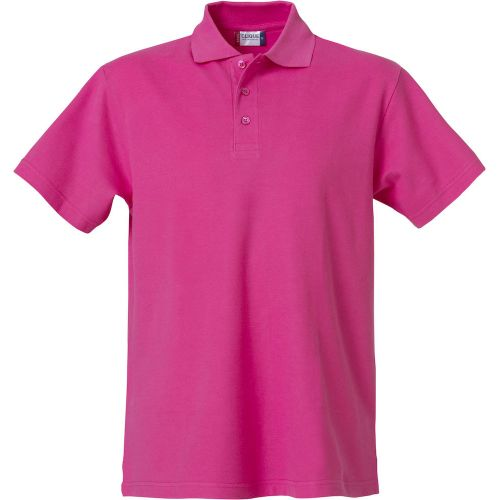 Polo Basic - Fuchsia