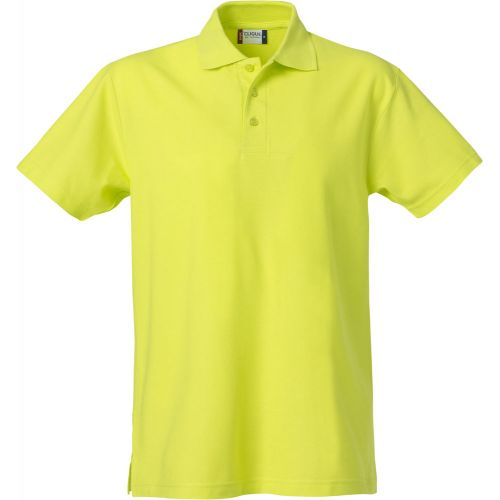 Polo Basic - Vert Visibilité