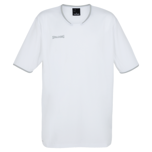 Spalding Move Shooting Shirt - Blanc