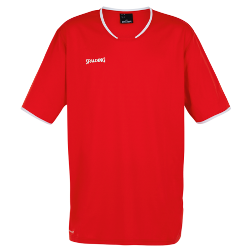 Spalding Move Shooting Shirt - Rouge