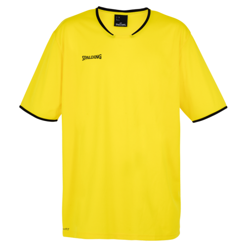 Spalding Move Shooting Shirt - Jaune