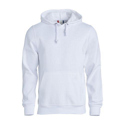 Hoody Basic - Blanc