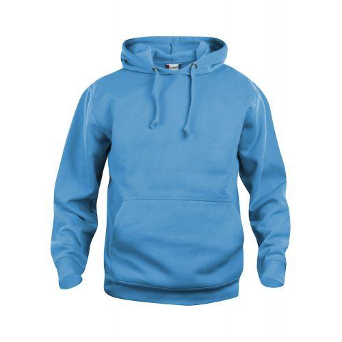 Hoody Basic - Turquoise