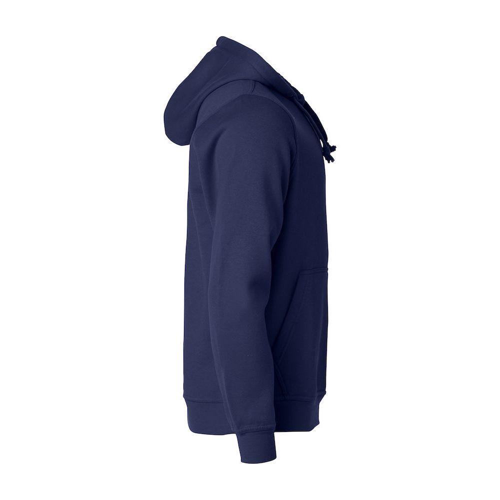 Hoody Basic - Bleu marine