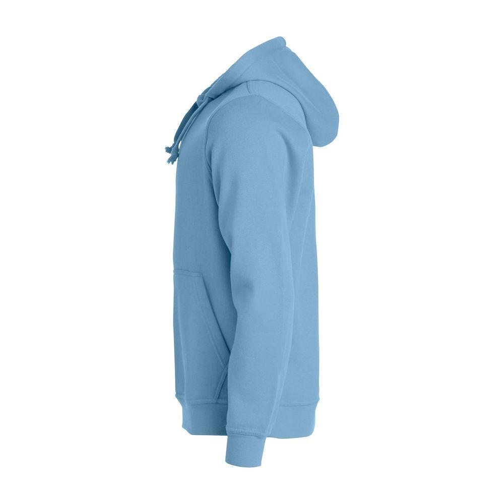 Hoody Basic - Bleu Clair