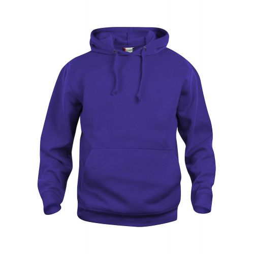 Hoody Basic - Violet