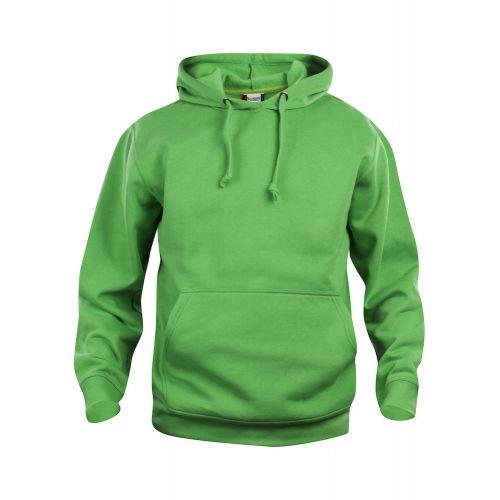 Hoody Basic - Vert