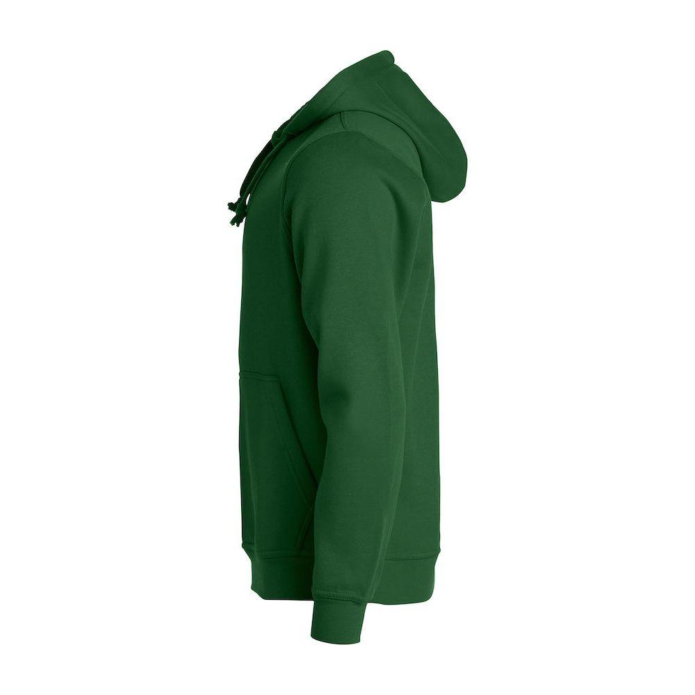 Hoody Basic - Vert Foncé