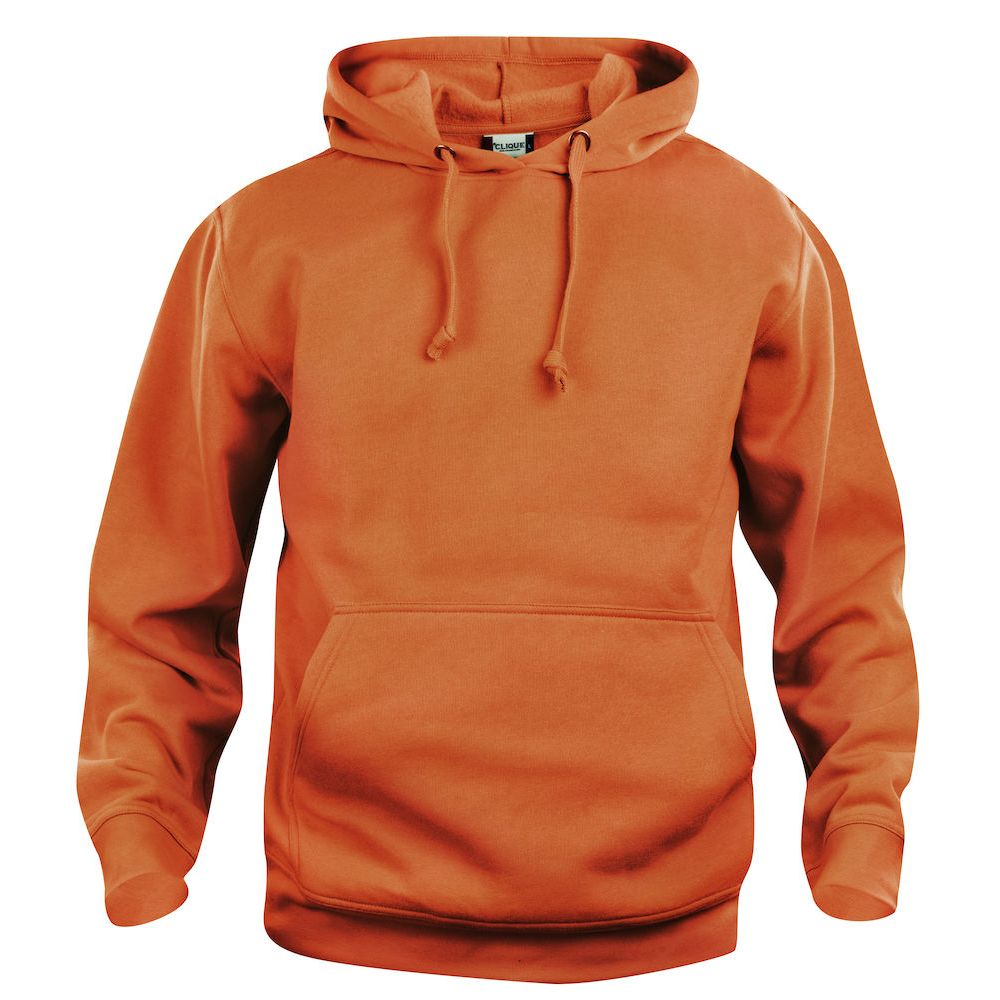 Hoody Basic - Orange