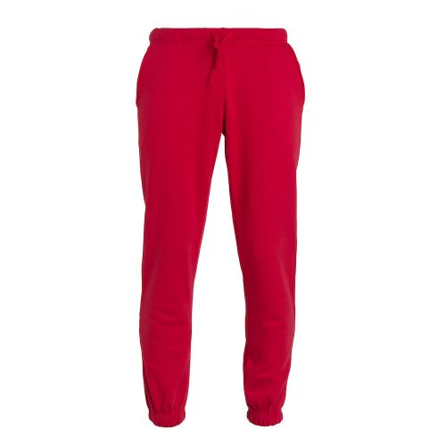 Pantalon Basic - Rouge