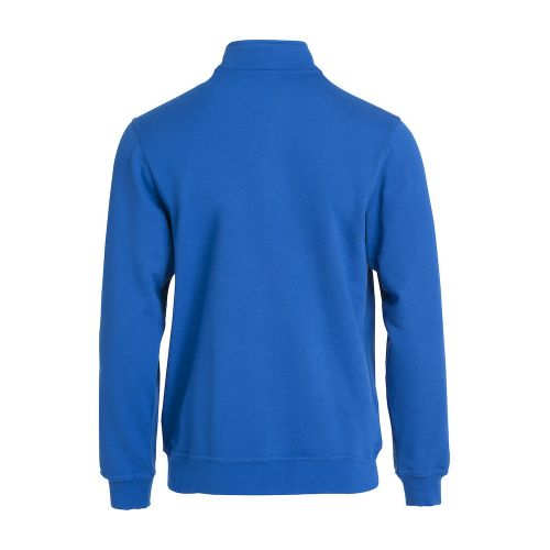 Sweat Zippé Basic - Royal