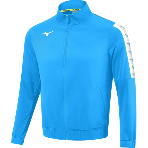 Mizuno Nara Track Jacket - Bleu Ciel