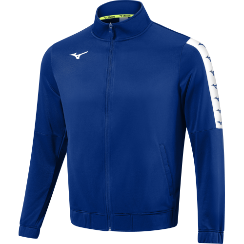 Mizuno Nara Track Jacket - Bleu Royal