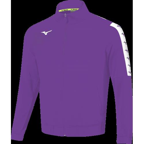 Mizuno Nara Track Jacket - Violet