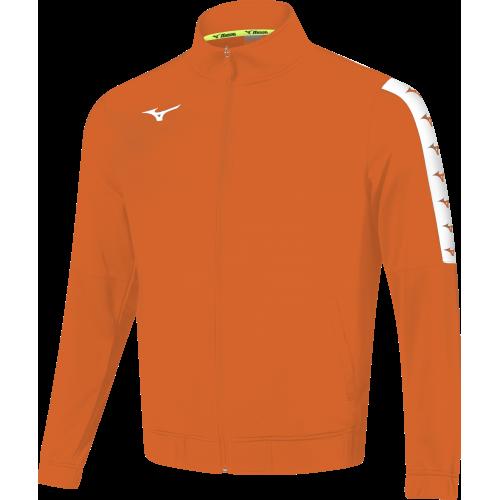 Mizuno Nara Track Jacket - Orange