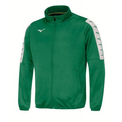 Mizuno Nara Track Jacket - Vert