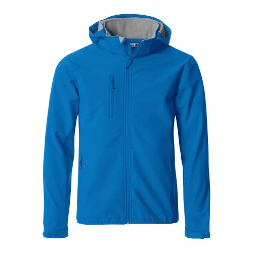Veste Softshell à Capuche - Royal