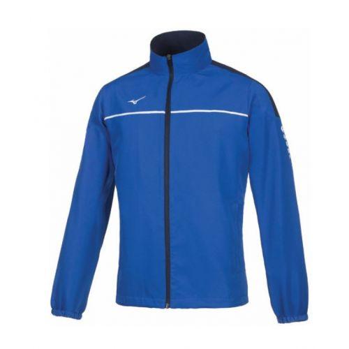 Mizuno Tokyo Micro Track Jacket - Bleu Royal & Bleu Marine