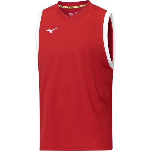 Mizuno Authentic Basketball Vest - Rouge