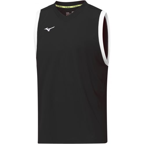 Mizuno Authentic Basketball Vest - Noir & Blanc