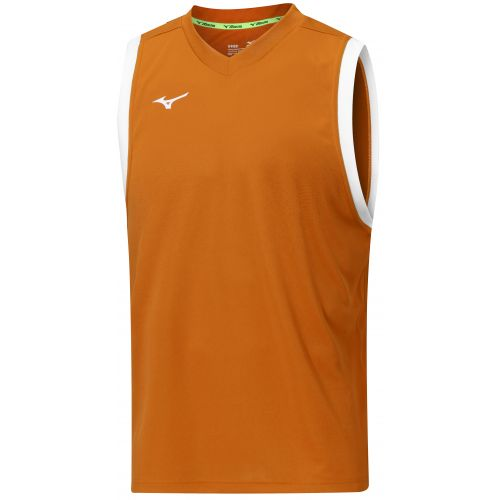 Mizuno Authentic Basketball Vest - Orange