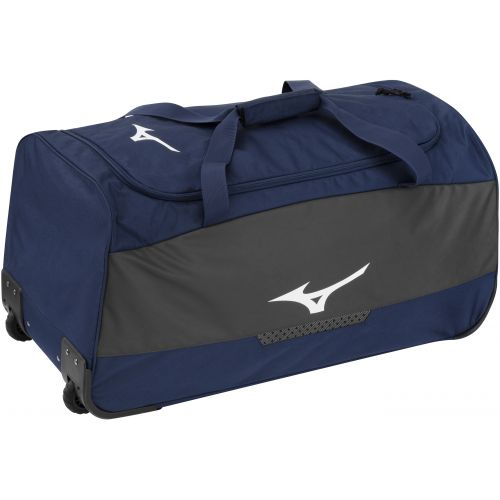 Mizuno Trolley Bag - Marine