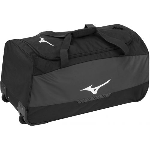 Mizuno Trolley Bag - Noir