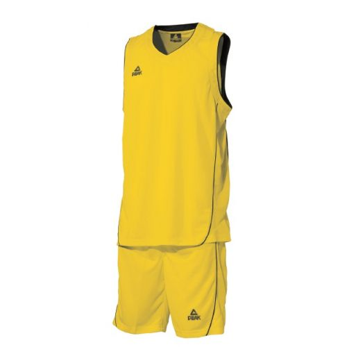 Peak Ensemble de Match - Jaune & Noir