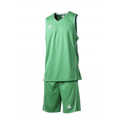 Peak Ensemble de Match - Vert & Blanc