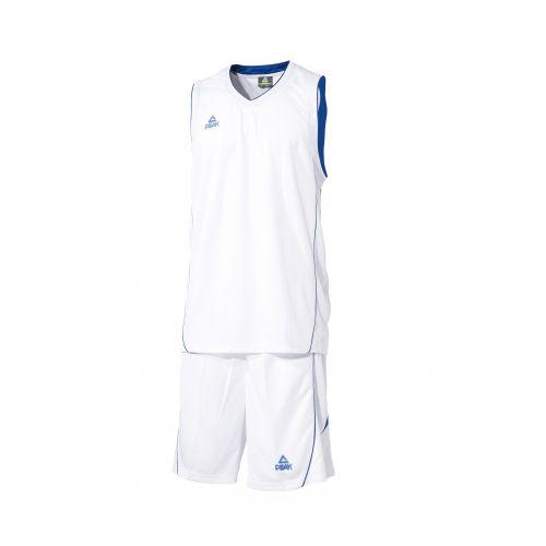 Peak Ensemble de Match - Blanc & Bleu