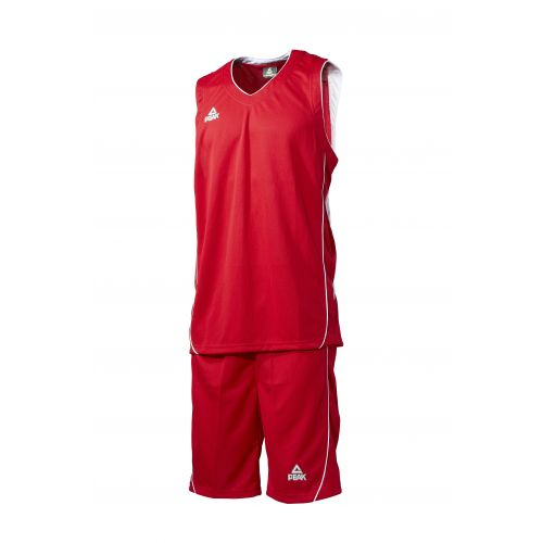 Peak Ensemble de Match - Rouge & Blanc