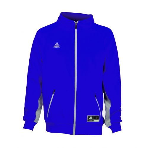 Peak  Zip Sweater Elite Bleu