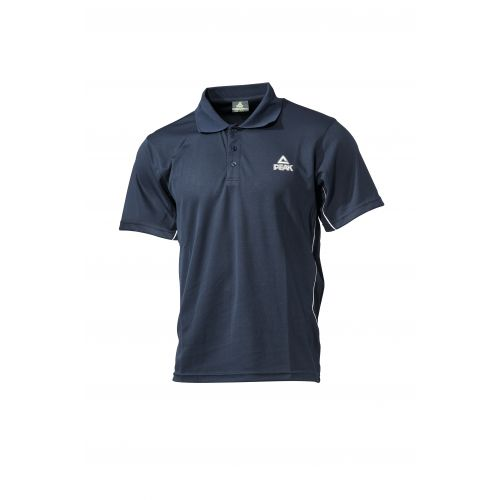 Polo Polyester Navy