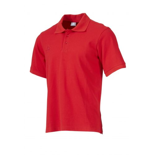 Peak Polo Coton Rouge