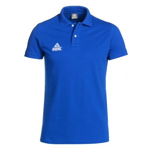 Peak Polo Coton Navy