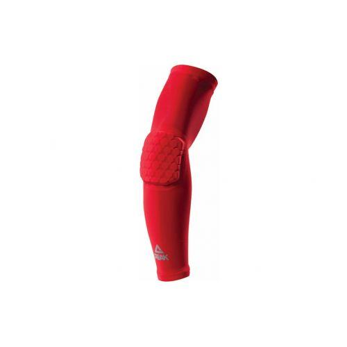 Peak Manchon simple avec renfort Rouge