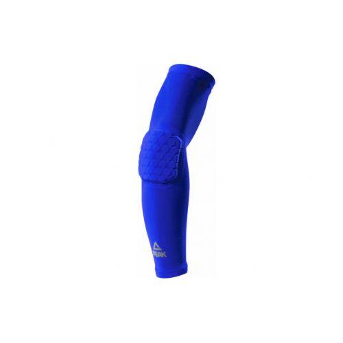 Peak Manchon simple avec renfort Bleu