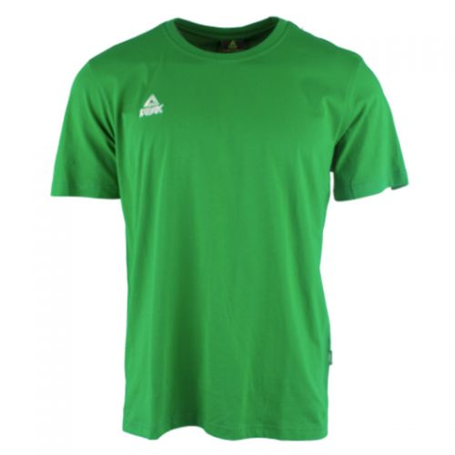 Peak T-shirt petit logo vert