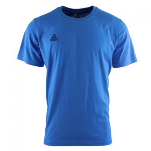 Peak T-shirt petit logo bleu