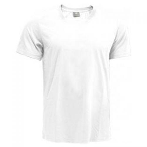Peak T-shirt blanc