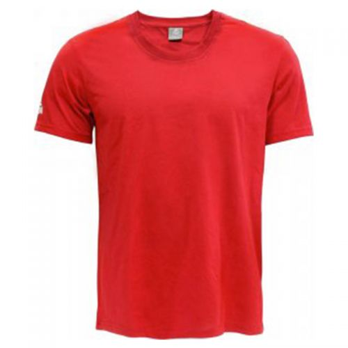 Peak T-shirt Rouge