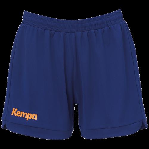 Kempa Prime Short Femme - Bleu Marine