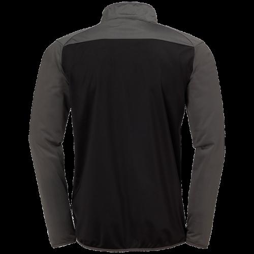 Kempa Prime Poly Jacket -  Noir / Gris
