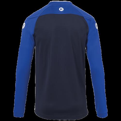 Kempa Prime Longsleeve - Bleu marine / Bleu