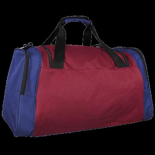 Kempa Sport Bag (75L) - Rouge Profond / Bleu Profond