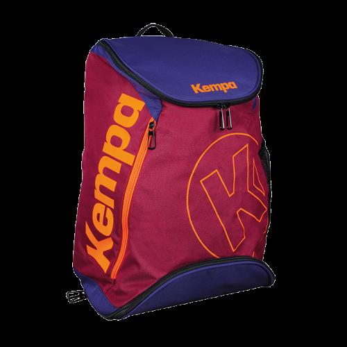 Kempa BackPack (50 L) - Rouge Profond / Bleu Profond