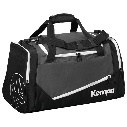 Kempa Sport Bag (50 L) -  Gris Anthracite / Noir