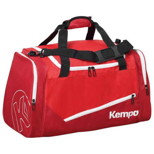 Kempa Sport Bag (50 L) - Rouge / Rouge Chili