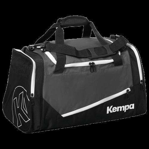 Kempa Sport Bag (30 L) -  Gris Anthracite / Noir